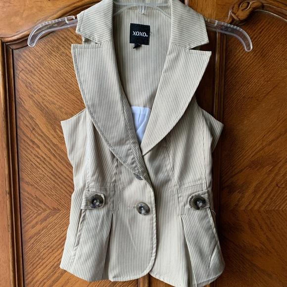 XOXO Jackets & Blazers - XOXO Vest
